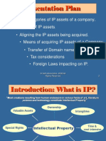 Intellectual property due diligence in Mergers & acquisitions.ppt