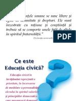 Educația civică