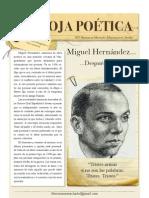 La Hoja Poética. Octubre de 2010