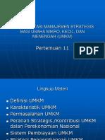 11. Manajemen Strategik UMKM 1.ppt