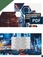 Manajemen & Anggaran Kas Perusahaan/Pemerintah