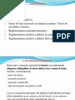 Tema 3- Bazele Juridice Ale Circulaţiei Monetare