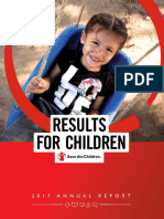 Save the children Report