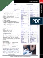 Tools Catalog 2013