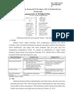 Resume Model pembelajaran kooperatif