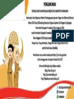 Pengumuman CPNS Kabupaten Purwakarta 2018
