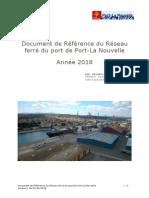 Réseau Ferré Port La Nouvelle