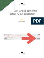 Oracle APEX Alex Nuijten