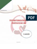 2. Program Mutu Prioritas Dan Unit