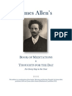 James All Ens Book of Meditations and Thoughts