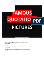 <><><>   Famous Quotations & Pictures   <><><>