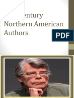 21ST Century N American Authors.pptx
