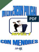 INTERVENCION POLICIAL CON MENORES NIVEL I.pdf