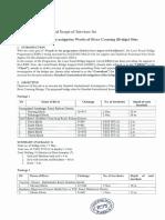 Methodology for Detailed Geotechnical Investigation of Bridge Sites
