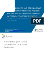 Green Ships and Green Growth Assessment of Selected Policies Promoting the Construction and Operation of Greener Vessels_20171120