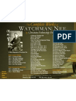 The Complete Works of Watchman Nee