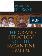 Grand Strategy Byzantine Empire Luttwak