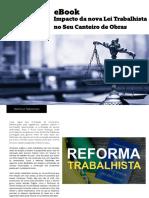 eBook Impacto da nova lei trabalhista no seu canteiro de obras.pdf