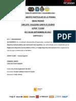005 Reglamento Particular de La Prueba Santa Fe