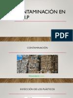 Contaminación en El p