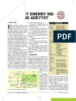 Low Cost Energy Meter
