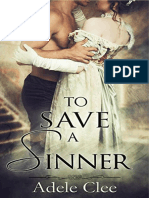 Adele Clee - To Save a Sinner