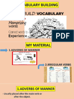 Presentation Vocabulary 1