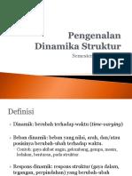 01 Pengenalan Dinamika Struktur