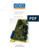 M100718C MAI Base 0 Board for Fanuc 15A1.en.es (1)