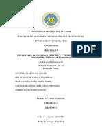 Practica 9-Ensayo Para La Gravedad Específica y Teórica Máxima y Densidad de Mezclas Bituminosas