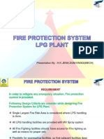 Lpg Fire Protection System-lpg Opn Trainee-12nov18