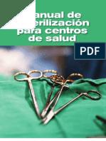 Manual de Esterilizacion Para Centros de Salud