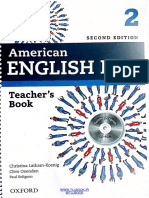 American English File 2 Teacher Book 2nd Edition.pdf