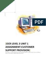 OCR Units Assignments Steven Peters 40075808 GCC 2010