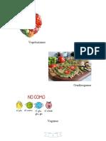Nuevas formas de alimentacion