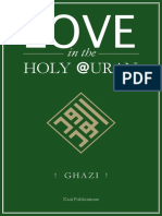 Ghazi Phd Love in Quran En
