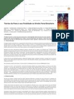 Teorias da Pena e sua Finalidade no Direito Penal Brasileiro - Doutrinas UJ.pdf