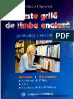 Teste Engleza Mihaela Cherches