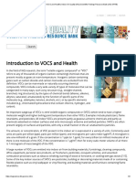 Introduction to VOCS and Health _ Indoor Air Quality (IAQ) Scientific Findings Resource Bank (IAQ-SFRB)