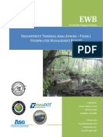 Airport Stormwater Management Report