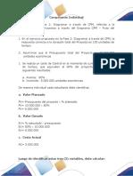 Fase 4 - Parte B - Calcular Valor Ganado Del Proyecto e Indicadores