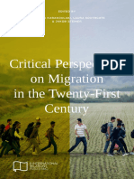 Critical Perspectives on Migration E IR