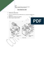 Guia 6 Dibujo 2D Isometrico - Diseño Asistido Por Computador