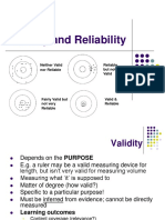 Validity and Reliability.ppt