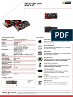 Msi Geforce Gtx 1070 Gaming X 8G Datasheet.pdf