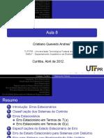 11_1 - Erros de Estado Estacionario - UTFPR.pdf