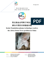 A Cure for Swine Flu with Keshe Science?