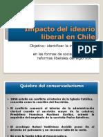 Nº 3 Impacto Del Ideario Liberal en Chile