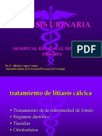 Diapositivas Litiasis Urinaria Parte 2