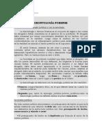 Deontología Forense